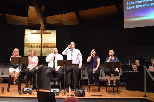 Pastor Mark & Julia's Commissioning