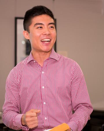 Sept 10 York Rotaractor John Liu - his personal journey