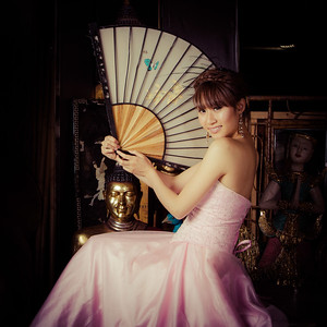 YogaPanda Photography Model: Linda Dong MUA: Yang Akamie
