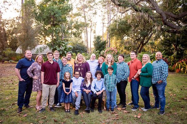 Robinson Family Nov 2019