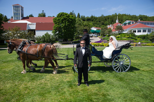 Mission Point Resort Wedding Photography Mackinac Island Stacey Chris