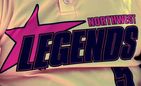 Northwest Legends vs East Bay Oldies