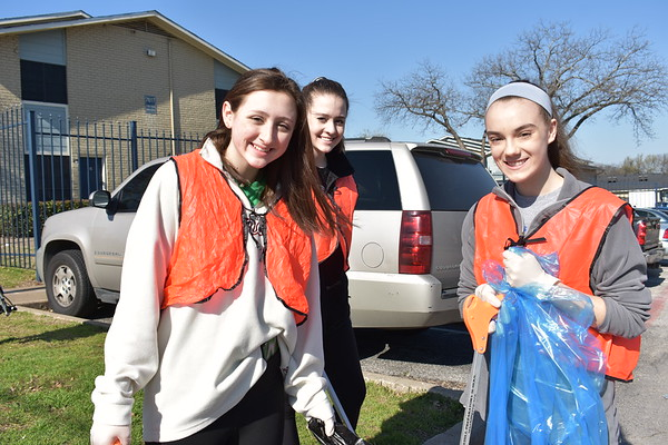 Ferguson Road Initiative Neighborhood Clean-Up