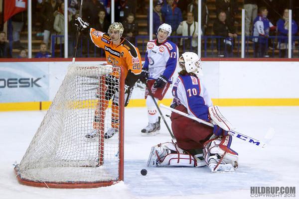Frisk Asker - Vålerenga Hockey (30.12.13)
