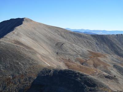 Mt. Sheridan, Mt. Sherman and Gemini Peak, 2010
