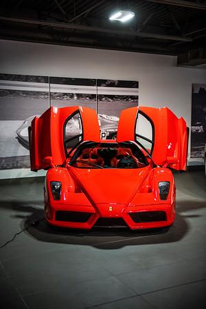 Legendary Ferrari Enzo