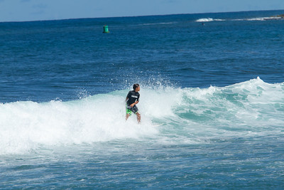 2018 Menehune Surfing Contest