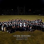 2013 UCMB FOOTBALL GAME, DECEMBER 7, 2013