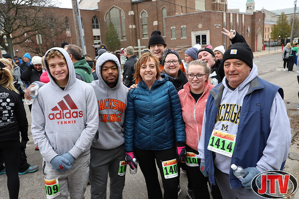 2019 Jackson YMCA Turkey Trot