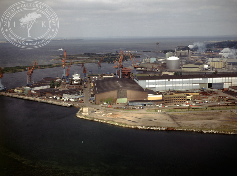 Landskrona fertilizer industry – Supra (1990) | PH.0037