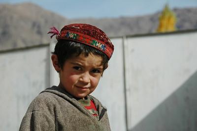 Pamir Mountains, Ishkashim to Khorog - Tajikistan