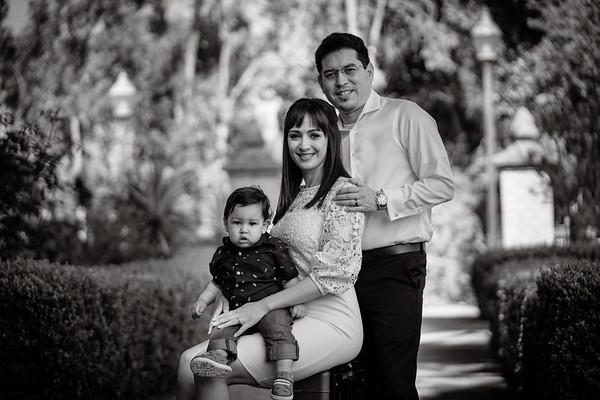 Nina & Joe family shoot