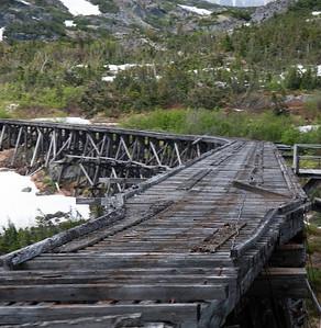 White Pass and Yukon Railway - June 2009