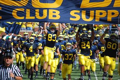 Notre Dame Game Photos 2009