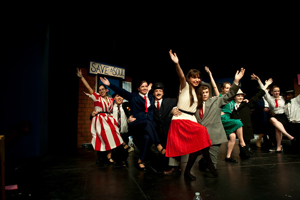 Milton Guys & Dolls Musical 2012
