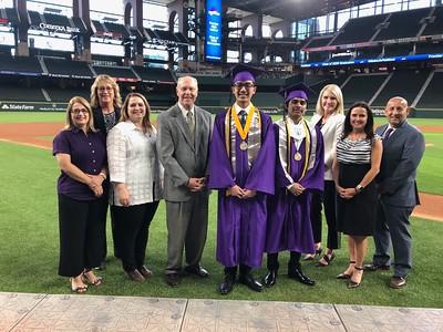 2020 Frontier High School Graduation