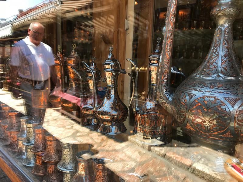 Sarajevo reflection