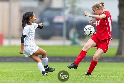 9-27-19 Minneapolis Edison v Minneapolis Patrick Henry Girls Soccer
