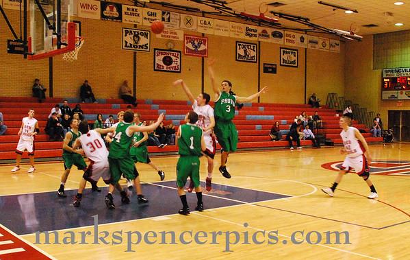 Basketball 2007-08 Provo Game