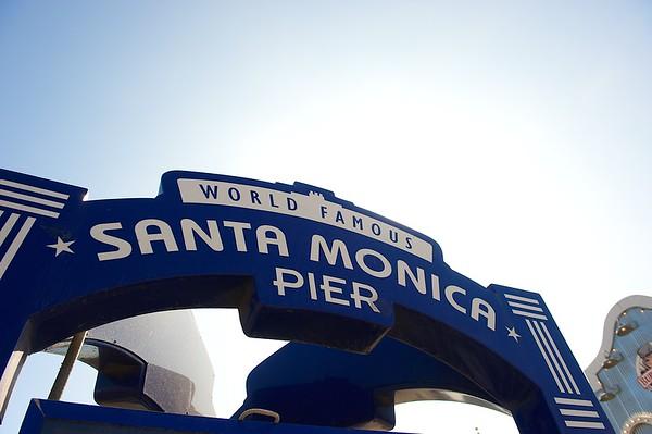 Day 3 Huntington | Santa Monica | Malibu