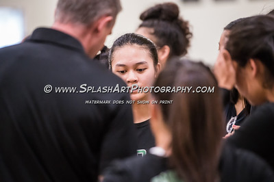 2019 JV Volleyball Eagle Rock vs Cleveland 11Sep2019
