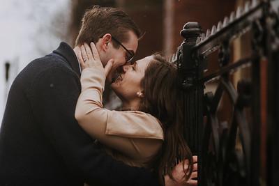 Mallory & Matt Engagement