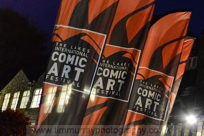 Comic Art Festival , Kendal 2014