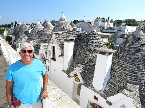 ALBEROBELLO, ITALY - REGION OF PUGLIA.