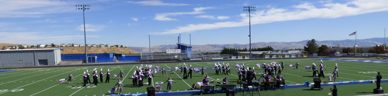 Reno for the Nampa Band and friends 2017
