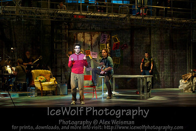 """""""RENT"""" Invited Audience Photos"""