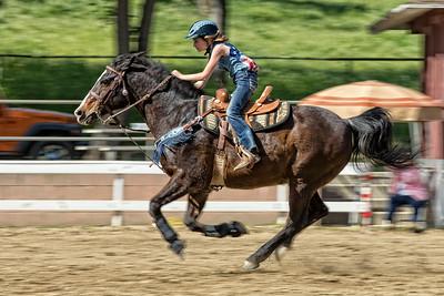 Fullerton Rec Riders Gymkhana 3-11-17
