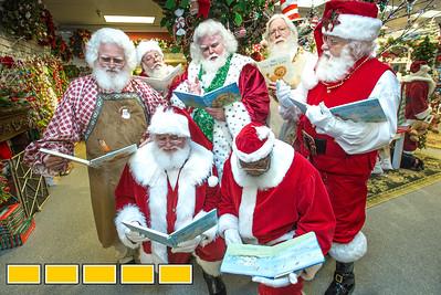 Santas 2019