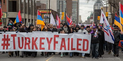 Armenian Genocide Centennial Commemoration - Ottawa