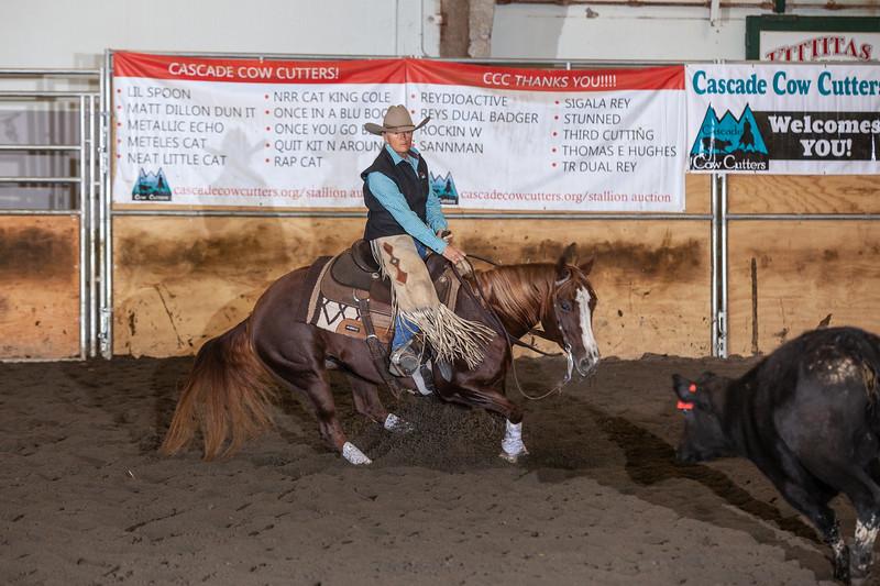 Cascade Cow Cutters - Finals