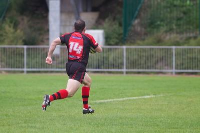 Cheltenham Rugby V Whitney - 21st September 2013