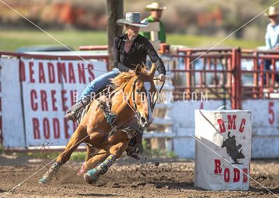Deadmans Creek Rodeo 2018