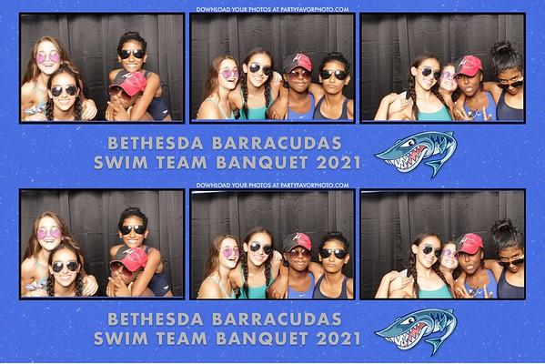 Bethesda Barracudas Team Banquet 2021