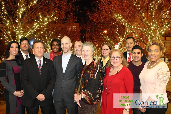 Correct Rx Pharmacy 2016 Holiday Party
