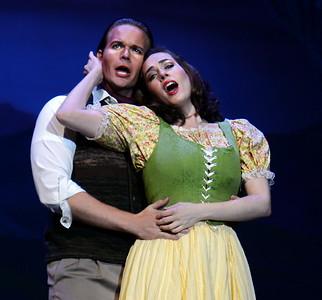 Brigadoon Gulfshore Opera with TheatreZone Dress Rehearsal