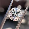 2.35ct Old European Cut Diamond GIA J VS2 26