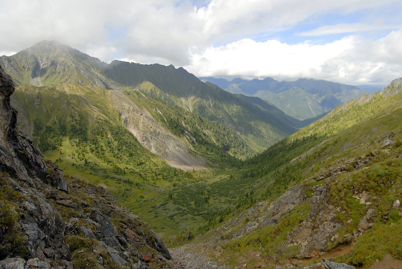 060821 2746 Russia - Lake Baikal - Sneshnaya Mountain Hike - Day 3 _E ~E .JPG