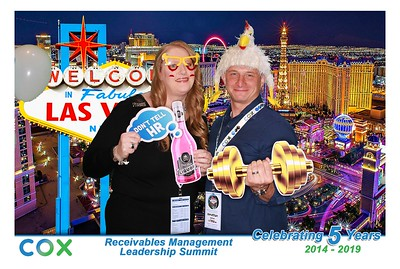 Cox Receivables Management Leadership Summit Celebrating 5 years