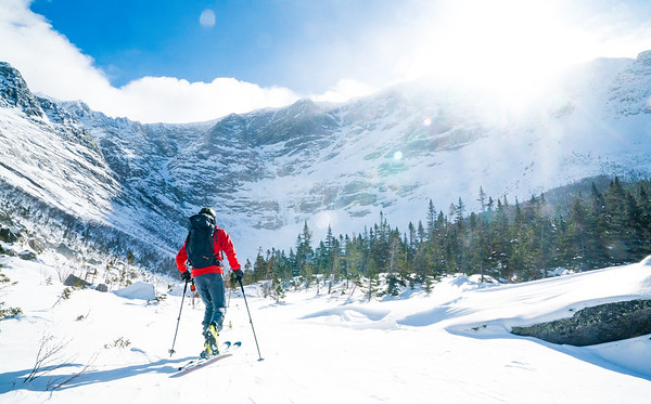 A Katahdin Winter: Skiing Maine's Highest And Most Remote Mountain