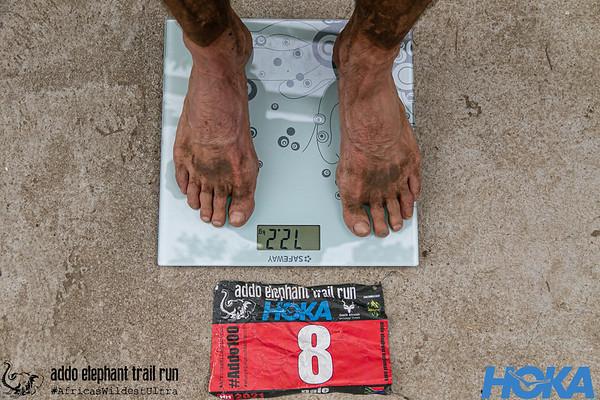100 Miler Weigh-In