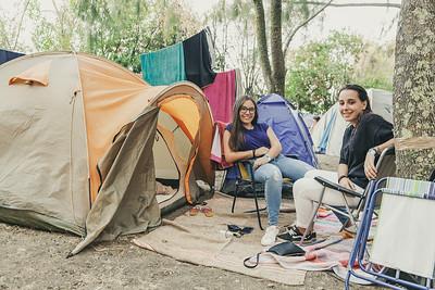Dia 2 - Acampamento