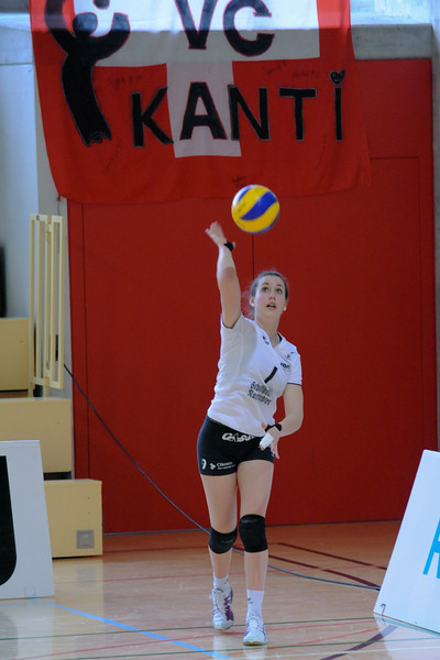 Franches-Montagnes - VC Kanti (Play-off) 3:0
