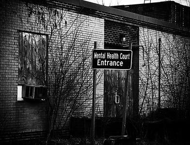 Tinley Park Insane Asylum Complex