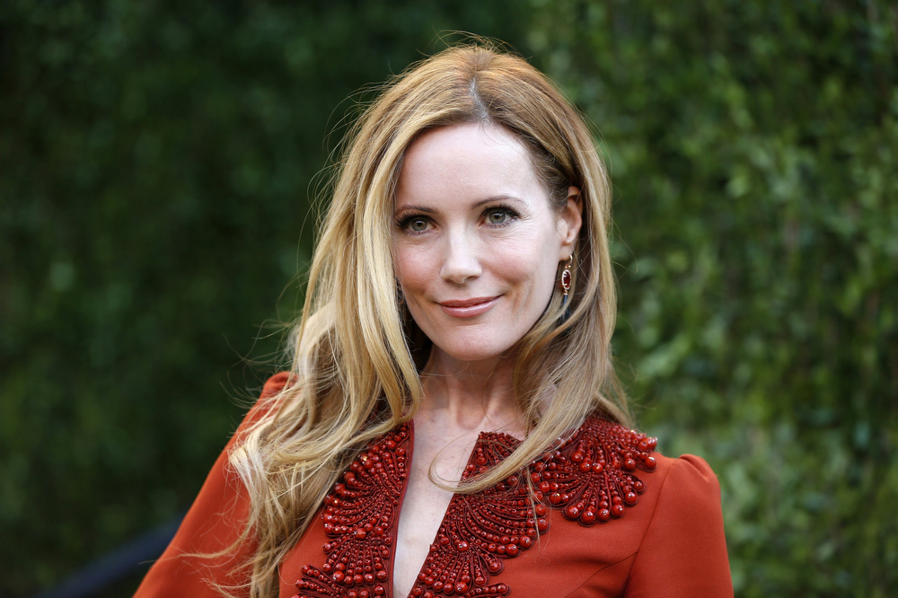 . Leslie Mann at the 2013 Vanity Fair Oscars Party in West Hollywood, California February 24, 2013.  REUTERS/Danny Moloshok