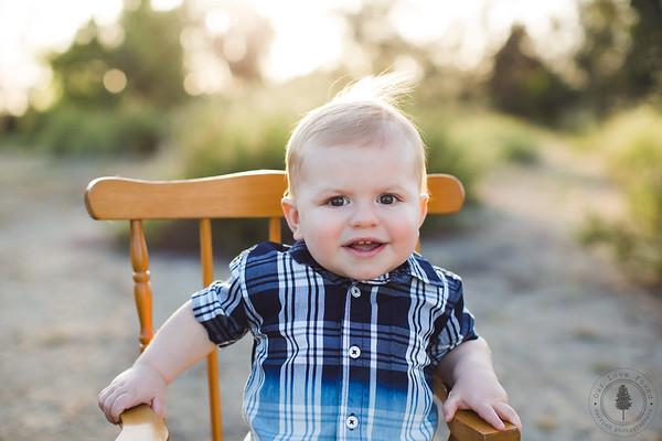 Wyatt turns 1