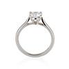 0.78ct Round Brilliant Diamond Bridal Set by Cartier 6